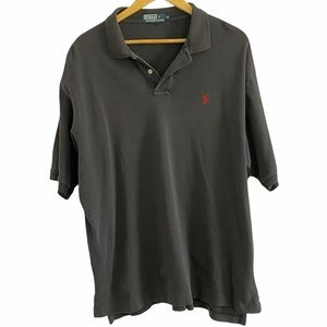 Polo shirt XXL Black Ralph Lauren polo shirt